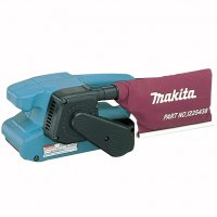 Makita 9911 pásová bruska  650W 76x457mm